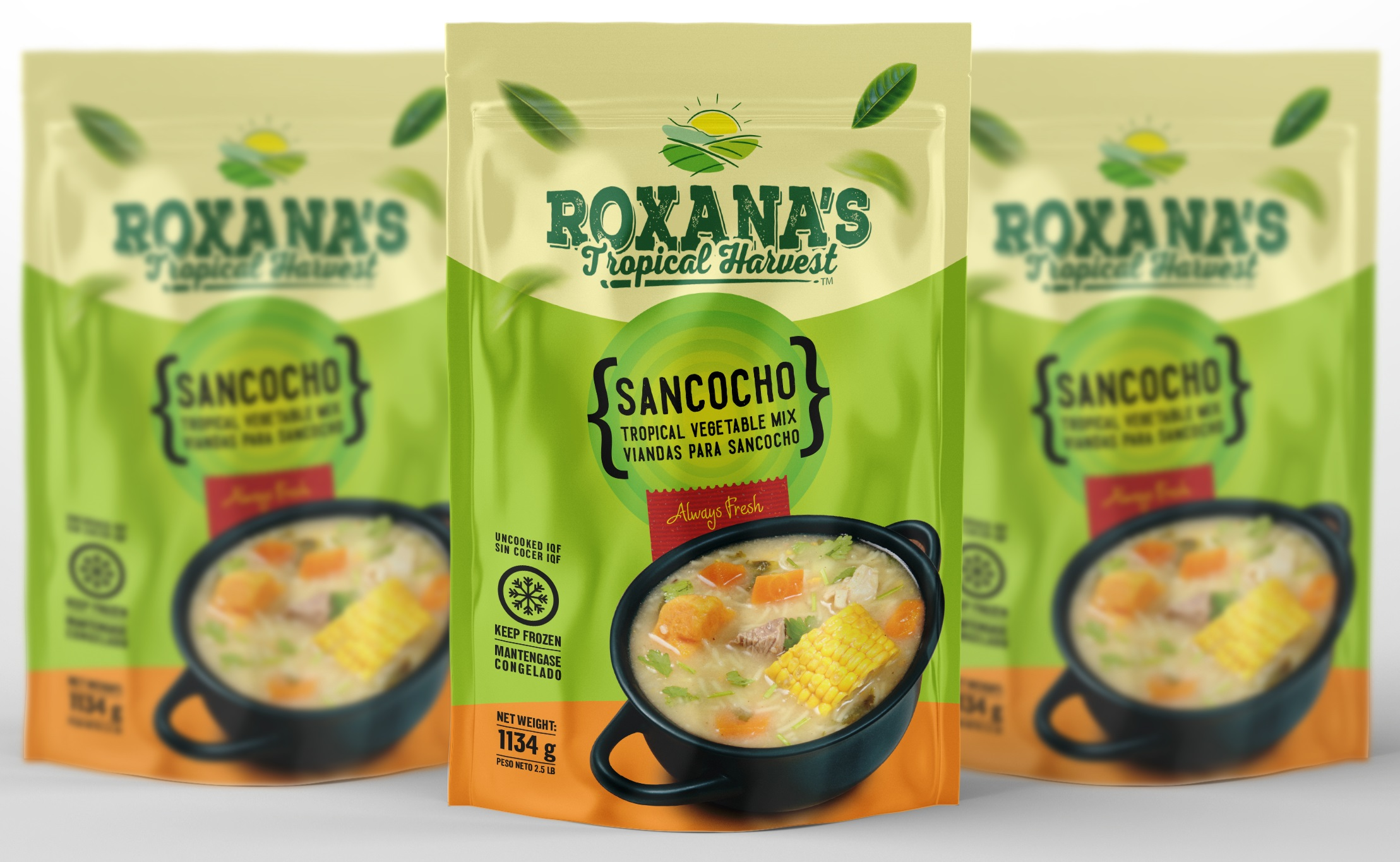 Sancocho Mix